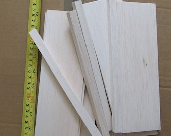 Lot of Balsa Wood (Small)