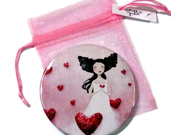 Some Hearts Wander - Pocket Mirror