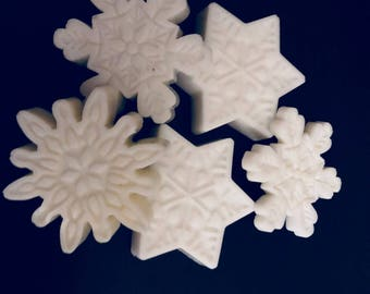 Snowflake Hand Soap