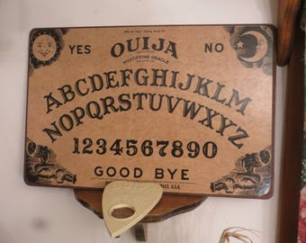 Ouija Mystifying Oracle, The Original Ouija, Complete with Box & Planchette