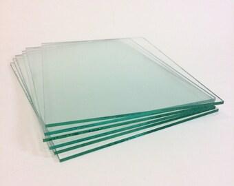 Bulk 5x7 Glass, 6 piece, bulk photo glass, wholesale picture frame glass, bulk lite