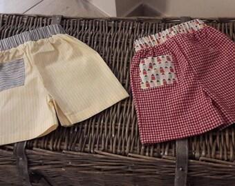Cotton Baby Swimsuit