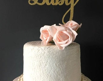BABY cake topper ... baby shower cake topper .. baby shower