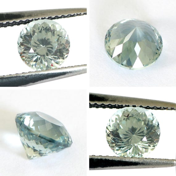 genuine art ct ceylon sapphire green light cut auction normal lot oval lots
