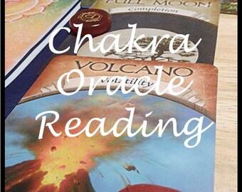 Chakra Oracle Reading