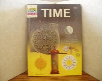 1963 Wonder book TIME