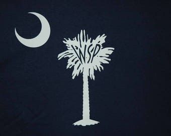 "Widespread Panic - ""SC Flag"" - Short-Sleeve T-Shirt"