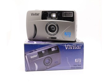 Vivitar PS 735 DB- Lomography Lomo Plastic - Vintage Film - 35mm point shoot camera