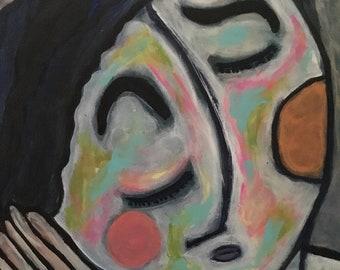 The Dream - Original Painting