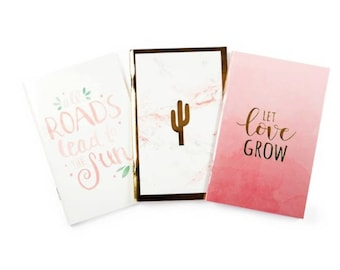 Small Blush Roads Notebooks By Recollections™