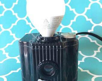Vintage Baby Brownie Camera Lamp