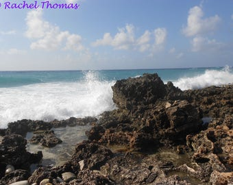 The Blowholes, Grand Cayman - Nature Photography