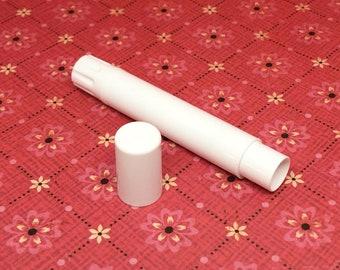 Slender Roll-up Tubes For Lip Balm and Lip Sticks