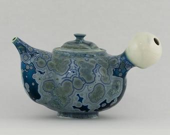 Crystalline Tea Pot #18