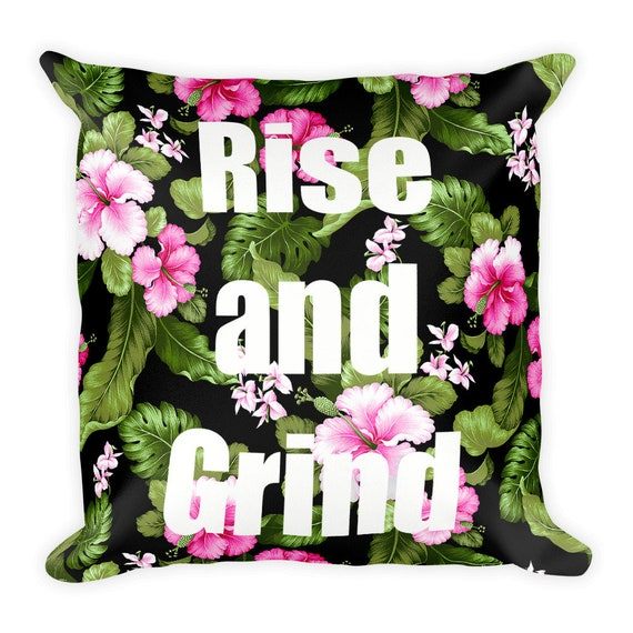 Rise Square Pillow