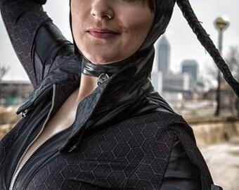 Arkham City Catwoman Custom Fabric Image - Digital File Only