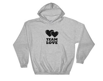 Team Love Hooded Sweatshirt
