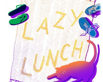 Korean / American - Lazy Lunch