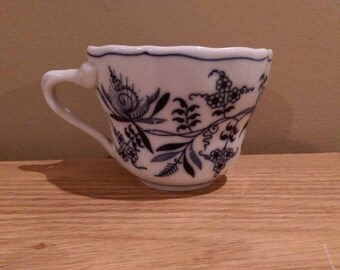 Blue Danube by Blue Danube Japan Flat Cup Only