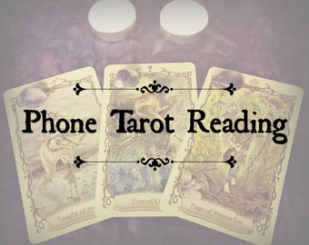 Phone Tarot Reading