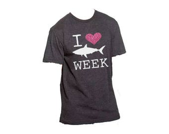 Brand new I love sharks | Etsy IO01