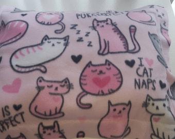 Super soft cat nip beds