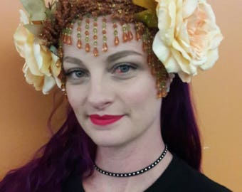 Fantasy/ Fairy headwreath
