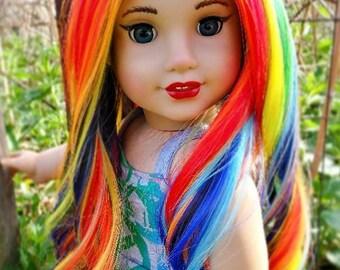 OOAK Custom American Girl Doll Rayna