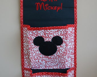 Ships in 3 to 5 Days!  1, 2, 3 or 4 Pocket Mickey Fish Extender!  Can Be Personalized!