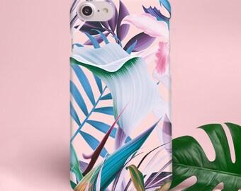 Flora iPhone 8 Case Plam iPhone X Case Coque iPhone 7 Plus Case iPhone 8 Plus Plastic Case iPhone 8 Hard Case iPhone 7 Case Plastic YZ1406
