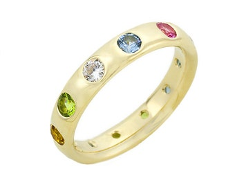 Grandmother's Ring in 14k Gold