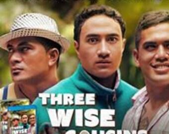 Three Wise Cousins (DVD) - Free Ship to USA