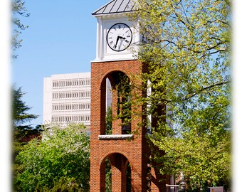 UNCG Vacc Bell Tower