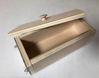 Wood Log Mold 3lb
