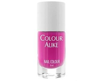 53 Pink cadillac stamping polish