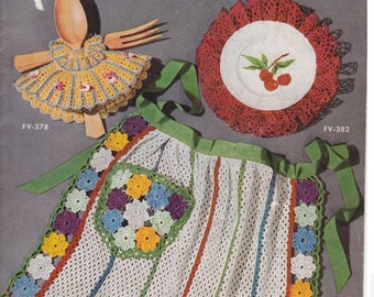 Quick Tricks in Crochet: Vintage Crochet Patterns Coats & Clark Book No.267 PDF