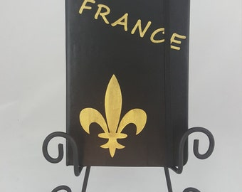 France Journal, Hand-painted