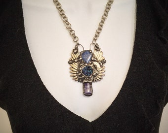 One of a Kind, Angel Wing Necklace