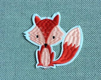 Fox Patch / Iron On