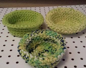 Crocheted Basket/Bowl