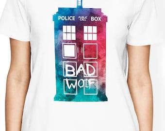 Doctor Who Shirt, Doctor Who Tshirt, Tardis Shirt, Dr Who Shirt - Doctor Who Clothing, Doctor Who Women Shirt, Doctor Who Men Shirt