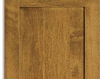 Shaker Cabinet Doors available for our Custom Vanities and Medicine Cabinets.
