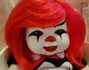 Clown Doll from Berenguer Baby