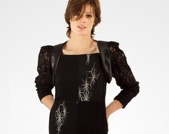 Black Lace sleeves