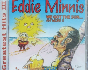 Greatest Hits 3 CD - original Bahamian music by Eddie Minnis