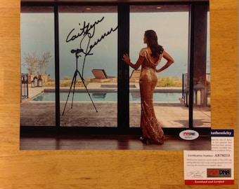 Signed Caitlyn Jenner ESPY AWARDS I Am Cait 8x10 #2 PSA autographed