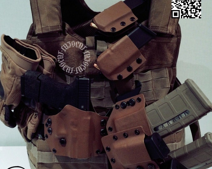 Caradoc Tactical Belt Combo