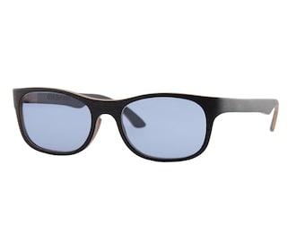 ROCKWOOD JR. - modern wood sunglasses  (Wenge wood from Africa)