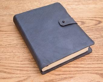 NIV Journaling Bible, Full Grain Cowhide Leather