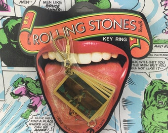The Rolling Stones Vintage Keychain